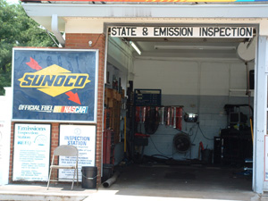 Emissions and Inspections