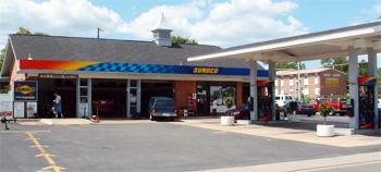 Mount Vernon Sunoco Store Front